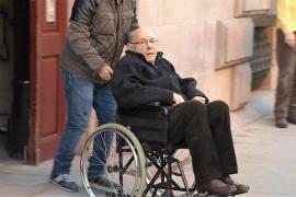 Nueve años y ocho meses de prisión para Fèlix Millet y siete años para Jordi Montull por el expolio del Palau