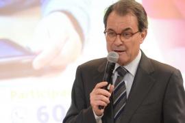 """Artur Mas: CDC ya pagó """"un precio muy alto"""""""