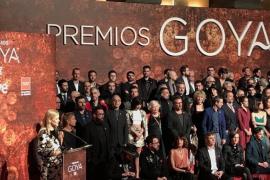"""Los aspirantes a los Goya celebran la """"diversidad"""" del cine español en el tradicional encuentro de nominados"""
