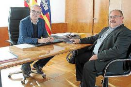 El Consell d'Eivissa promoverá una reunión con el Govern para impulsar la depuradora de Portinatx