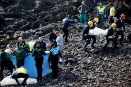 Detenido el patrón de la patera siniestrada en Lanzarote en la que han muerto siete personas