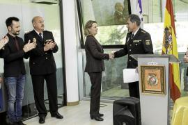 Manuel Hernández asume el reto de prolongar los descensos de criminalidad del último lustro