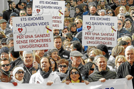 El Govern retrasa el decreto del catalán en sanidad por el rechazo de una parte del PSIB