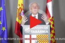 Boadella se presenta como simbólico presidente de Tabarnia en el exilio