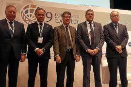 El ministro Álvaro Nadal culpa al alquiler turístico de la saturación de Balears