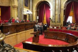 Roger Torrent (ERC) elegido presidente del Parlament tras imponerse a Espejo-Saavedra (Cs)