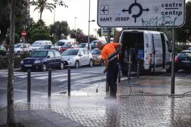 Vila penaliza a la concesionaria de limpieza por incumplimiento de contrato
