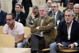 Crespo y 'El Bigotes' anuncian que aportarán datos relevantes al juicio por la caja b del PP valenciano