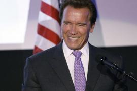 Arnold Schwarzenegger, todo un  ejemplo para Leonardo DiCaprio y Lady Gaga