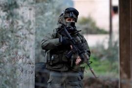 Muere un palestino en un enfrentamiento con las fuerzas de Israel durante una operación en Yenín