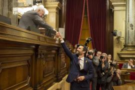 """Torrent: """"Veremos qué candidato suscita más consenso, y si es Puigdemont tendríamos que ver cómo lo hacemos"""""""