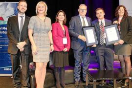 Sa Residència recibe en Fitur Salud dos certificados de calidad de AENOR