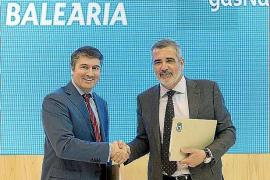 Baleària presenta los primeros ferris del Mediterráneo propulsados por gas natural