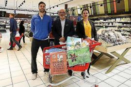Eroski recoge en Ibiza 630 toneladas de alimentos gracias a la solidaridad de sus clientes