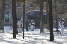 Heridas cuatro personas en un ataque contra una escuela en el este de Rusia