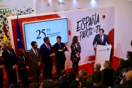 """Rajoy ensalza las ciudades patrimonio de la humanidad como ejemplo de """"la gran nación que es España"""""""