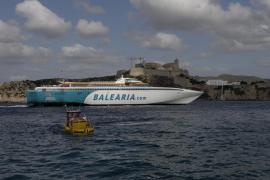 El Consell d'Eivissa denunciará a las navieras ante la Comisión de la Competencia