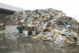El Govern se enfrenta a una multa de la UE por la gestión de residuos de los consells