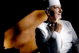 El cocinero Paul Bocuse