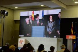 La Fiscalía General del Estado advierte a Puigdemont de que su inmunidad no deriva en impunidad y puede ir a prisión