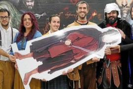 La Tierra Media invade Sant Antoni durante el fin de semana