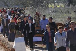 Récord de público en las fiestas de Santa Agnès gracias al buen tiempo