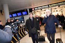 Puigdemont viaja a Copenhague pese a que la Fiscalía pedirá reactivar la euroorden