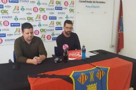 Tito García Sanjuán dimite como entrenador del Formentera