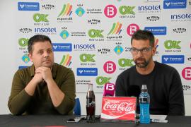 Tito García dimite como técnico del Formentera