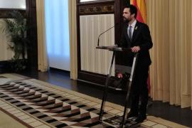 Torrent propone a Puigdemont para presidir la Generalitat