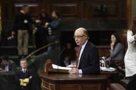 Montoro afirma que subirá el sueldo de los funcionarios aunque los Presupuestos sigan en suspenso