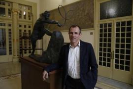Biel Barceló seguirá como diputado hasta el final de la legislatura