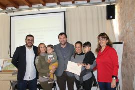 La Escoleta de Ses Païsses recibe el premio Desarrollo Sostenible Global