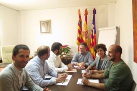 El Govern asegura que en verano habrá vigilancia permanente en zonas protegidas de Sant Josep