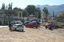 Un vecino de Ibiza muere tiroteado en Murcia