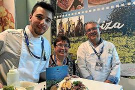 Vila participa en Madrid Fusión con 'Vive la posidonia'