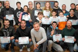 El Motoclub de Formentera i Eivissa premia a los mejores