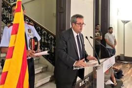 Joaquim Forn renuncia al acta de diputado del Parlament