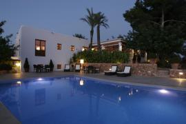 Ibiza es la zona más cara en turismo rural