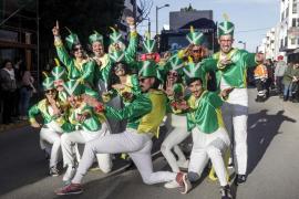 Santa Eulària incrementa los premios de la Rúa de Carnaval y crea un premio para el reciclaje de disfraces