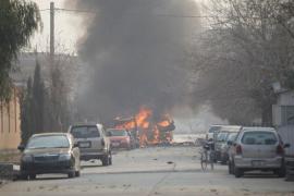 Al menos seis muertos en el ataque de Estado Islámico contra Save the Children en Jalalabad