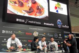 Ibiza presume de cocineros y gastronomía en Madrid Fusión