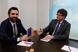 """Torrent reclama a Puigdemont """"un ejecutivo efectivo y capaz de gobernar desde el minuto uno"""""""