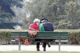 El 54 % de las pensiones de Balears no llegan a los 700 euros