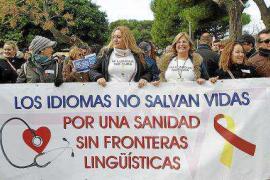 El IB-Salut no aclara a los sindicatos si sigue adelante con el decreto del catalán