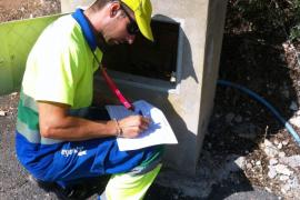 Aqualia detecta 275 fraudes en el consumo de agua en la isla de Ibiza