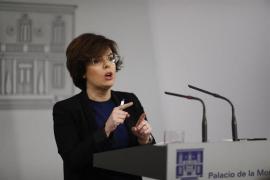 El Gobierno recurrirá al TC la decisión de proponer a Puigdemont como candidato