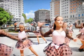 Las alumnas de Davinia Van Praag continúan en 'Got Talent' España
