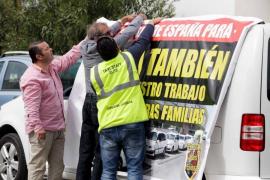 El Consell niega que las licencias de VTC concedidas a una sociedad puedan operar en Ibiza sin limitaciones