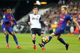 Barça-Valencia y Leganés-Sevilla, semifinales de la Copa del Rey